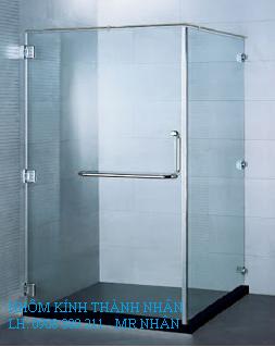 Làm vách kính phòng tắm tại tp hcm